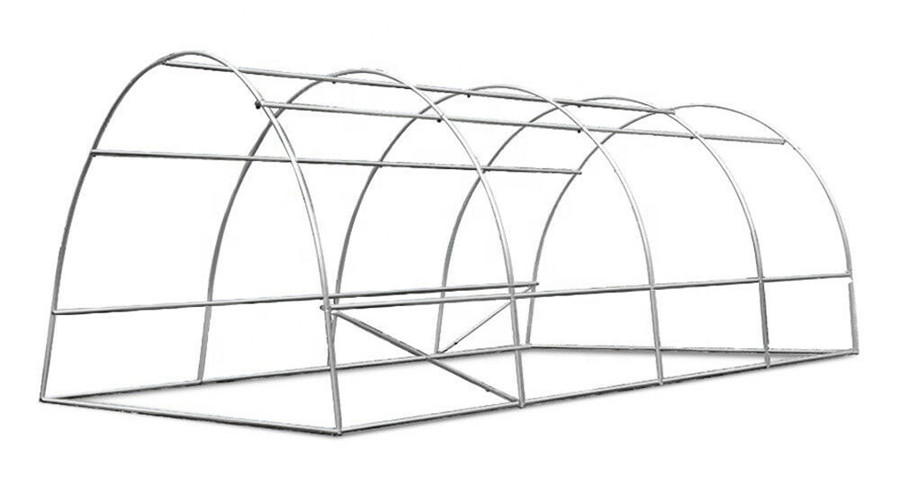 Plastic Tunnel Green House for Agriculture 6x3x2m xijie2