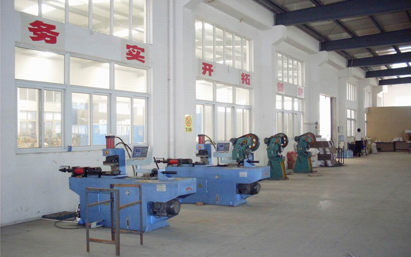 Machinery Equipment Workshop