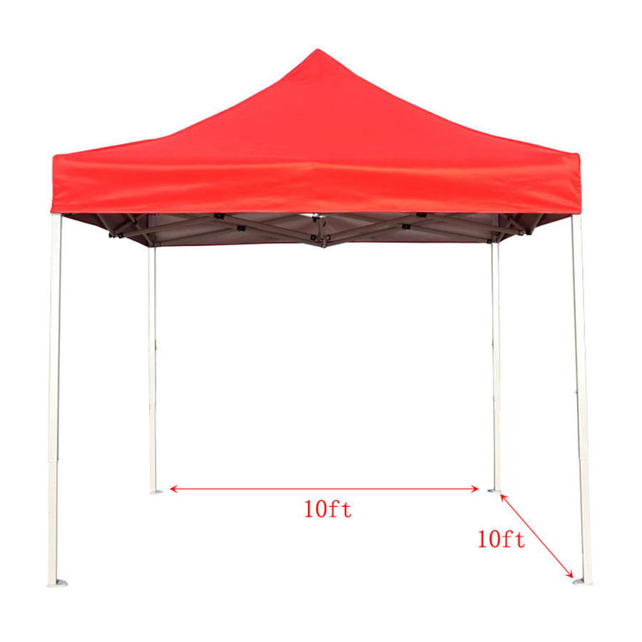 40mm Leg Profile Heavy Duty Model Folding Tent Gazebo Different Sizes AvailableTechnical Drawing